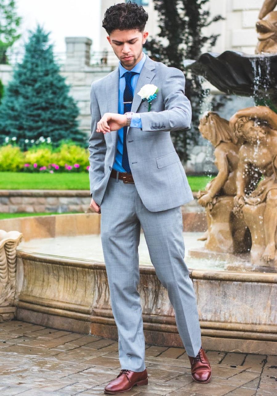 Scarpe eleganti uomo: regole per abbinarle correttamente all