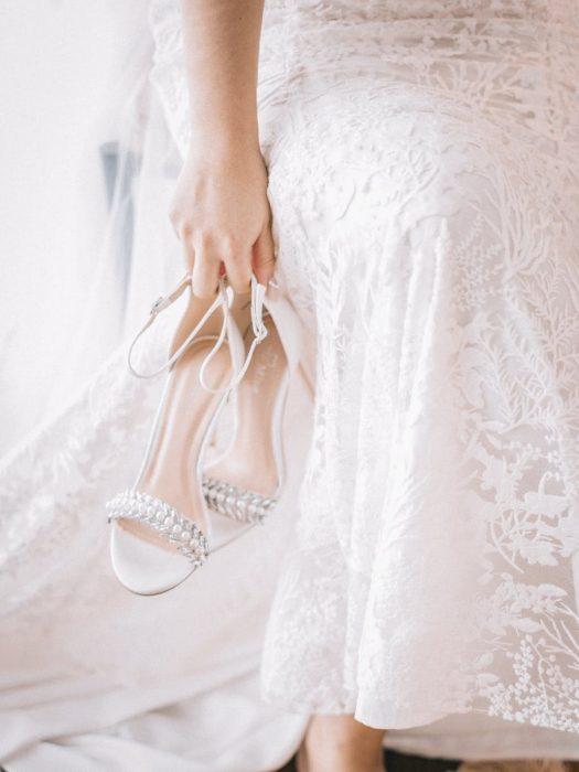 Scarpe Per Abito Da Sposa.Scarpe Sposa Basse Archivi Musani Couture Abiti Da Cerimonia