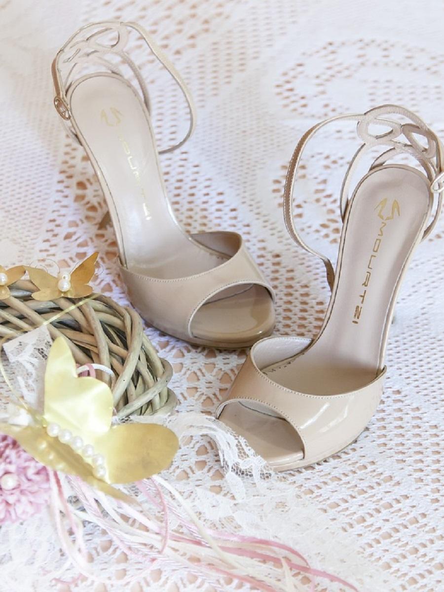 Scarpe Sposa Alte E Comode.Scarpe Sposa Consigli Per