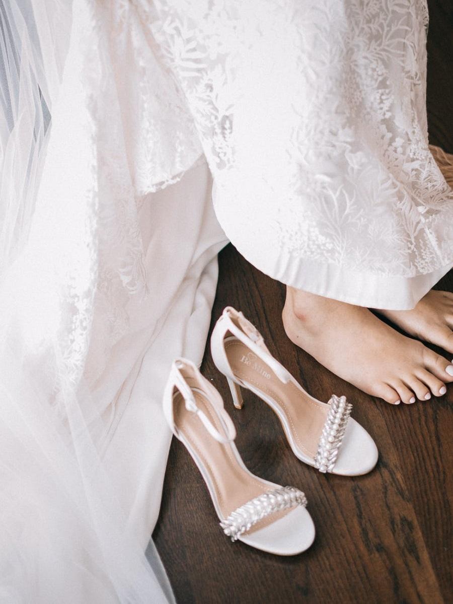 Scarpe Basse Sposa.Scarpe Sposa Consigli Per Fare La Scelta Giusta Al Matrimonio