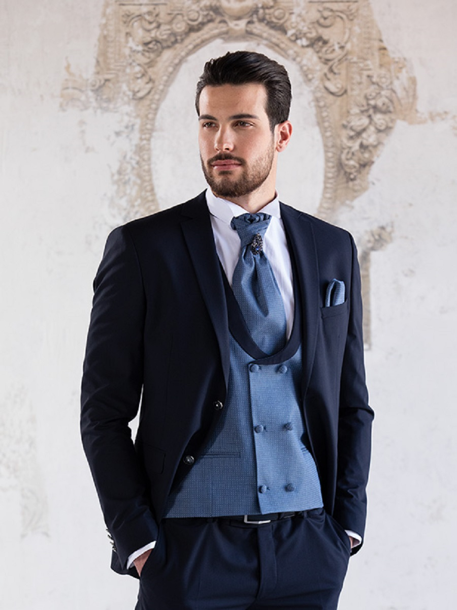 Gilet uomo elegante